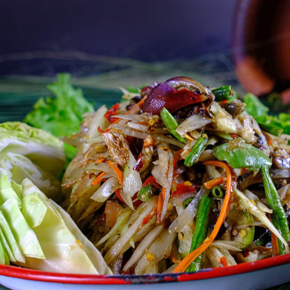 Saap Ver Authentic Thai Cuisine