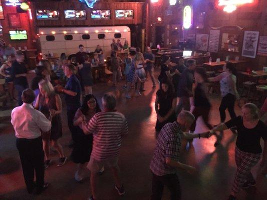 swing junction swing dance tuesdays 1390 mcqueeney rd new
