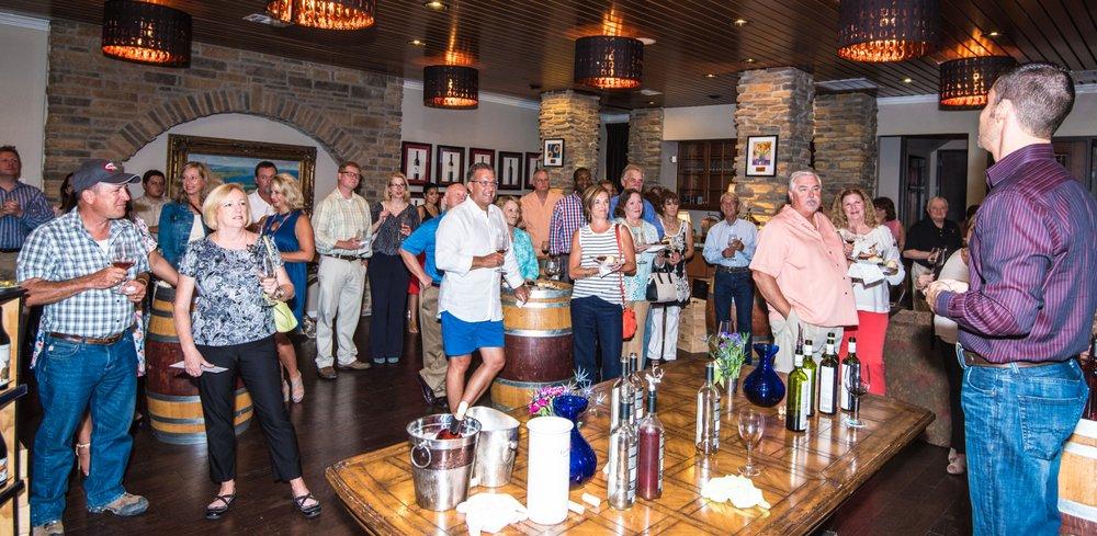The Nice Winery: 2901 W Sam Houston Pkwy N, Houston, TX