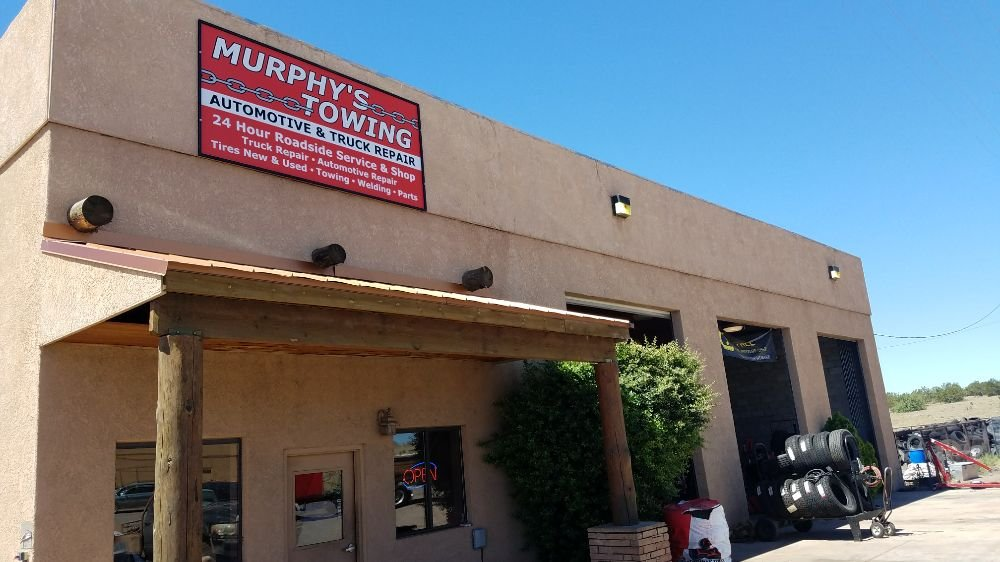 Murphy's Towing & Truck Repair: 1195 W Old Hwy 66, Ash Fork, AZ