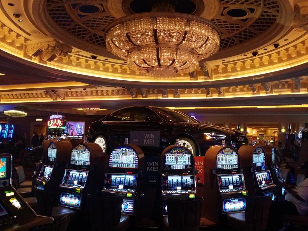 Las Vegas Monte Carlo Casino