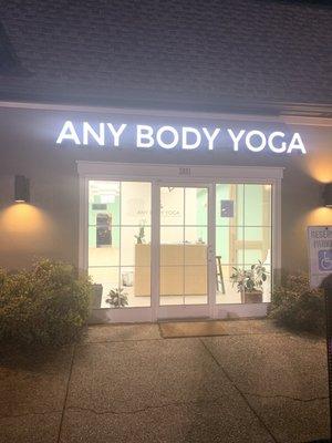 Any Body Yoga
