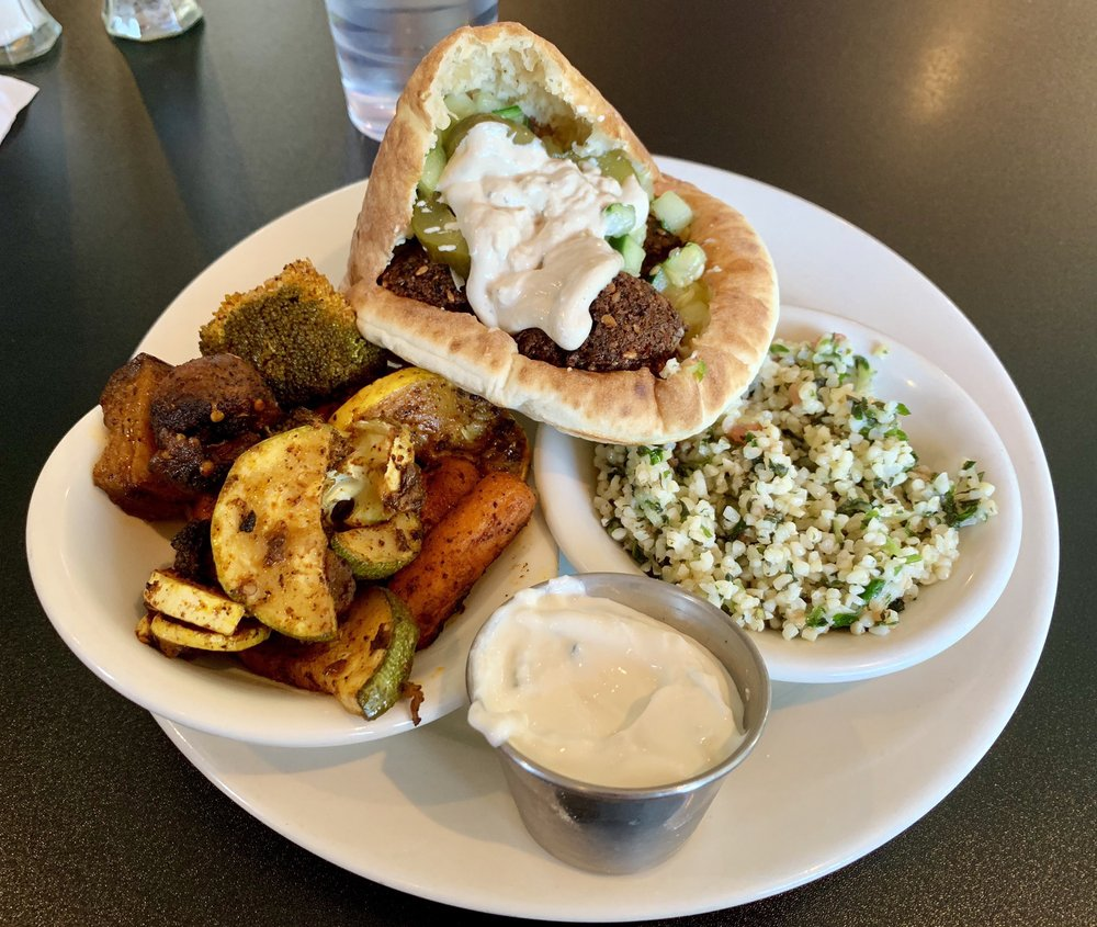 Falafel Guys: 6300 W Mequon Rd., Mequon, WI