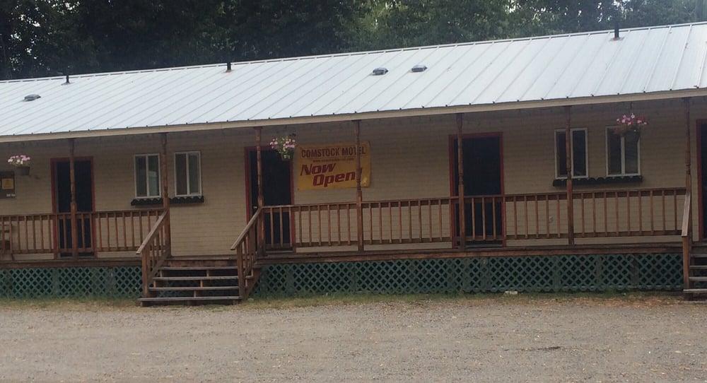 Comstock Motel: 110 N Main, Conconully, WA