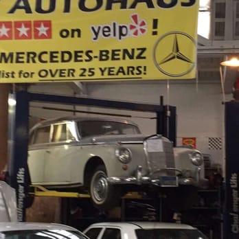 Sal s autohaus mercedes benz service 47 photos 60 for Mercedes benz service san francisco
