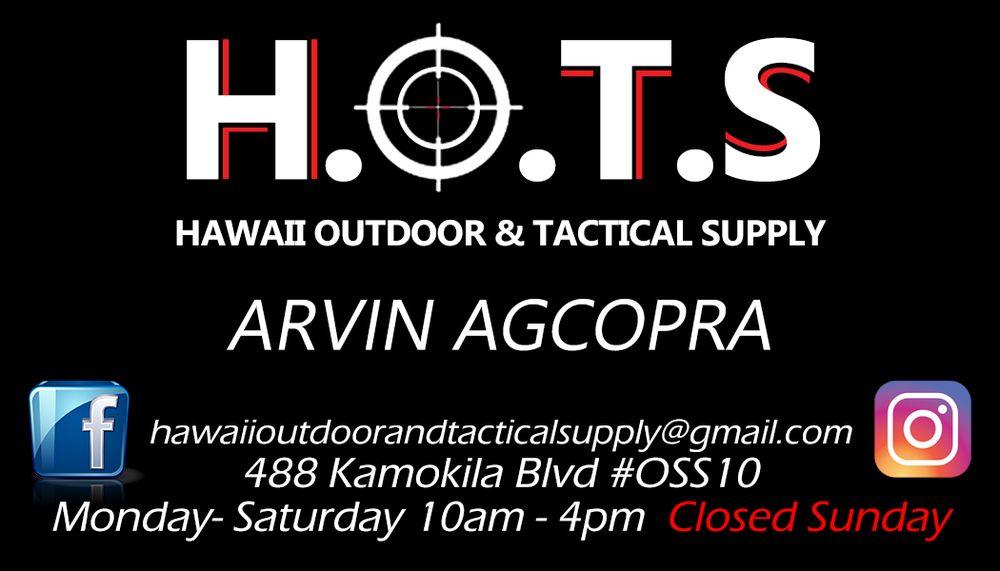 Hawaii Outdoor & Tactical Supply