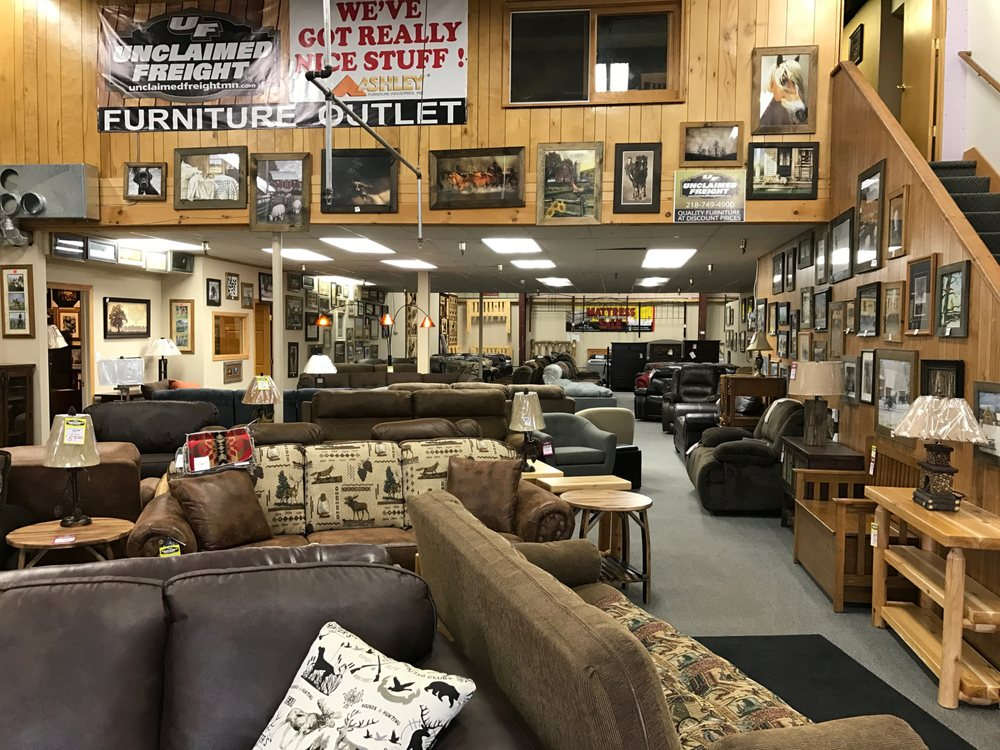 Unclaimed Freight of MN: 816 16th Ave W, Virginia, MN