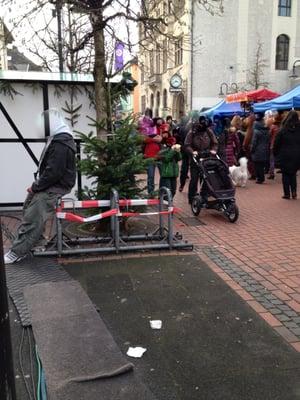 Weihnachtsmarkt L.Hildener Weihnachtsmarkt Christmas Markets Innenstadt Hilden
