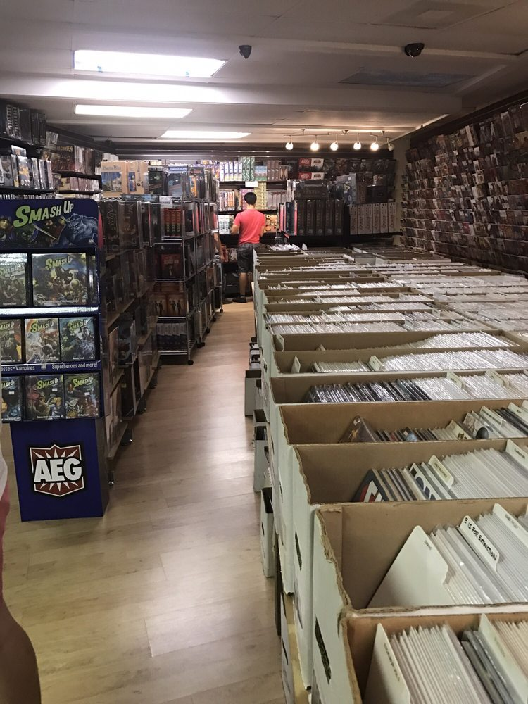 Mega Gaming & Comics: 4000 W Newberry Rd, Gainesville, FL