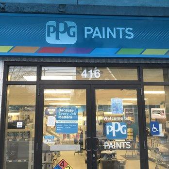 Ppg Paint Store Paint Stores 416 Washington Ave