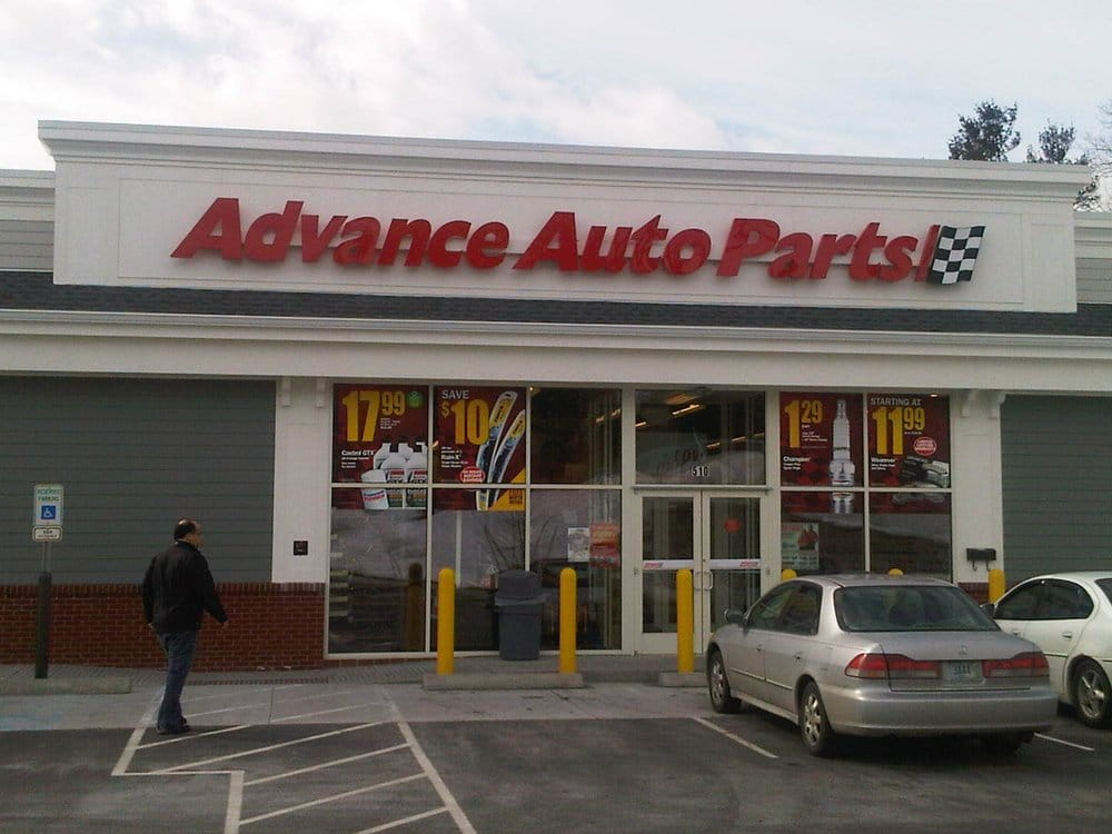 Advance Auto Parts Auto Parts Supplies 510 S Broadway Salem