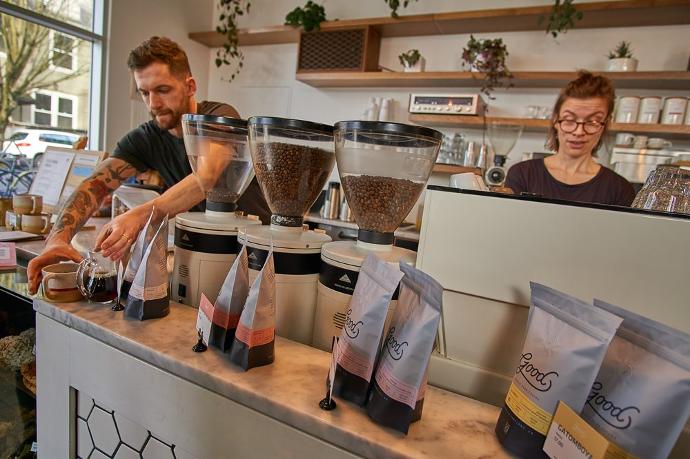 Good Coffee: 1150 SE 12th Ave, Portland, OR