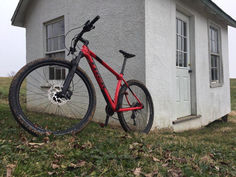 Bike Stop: 19 Main St, Warrenton, VA