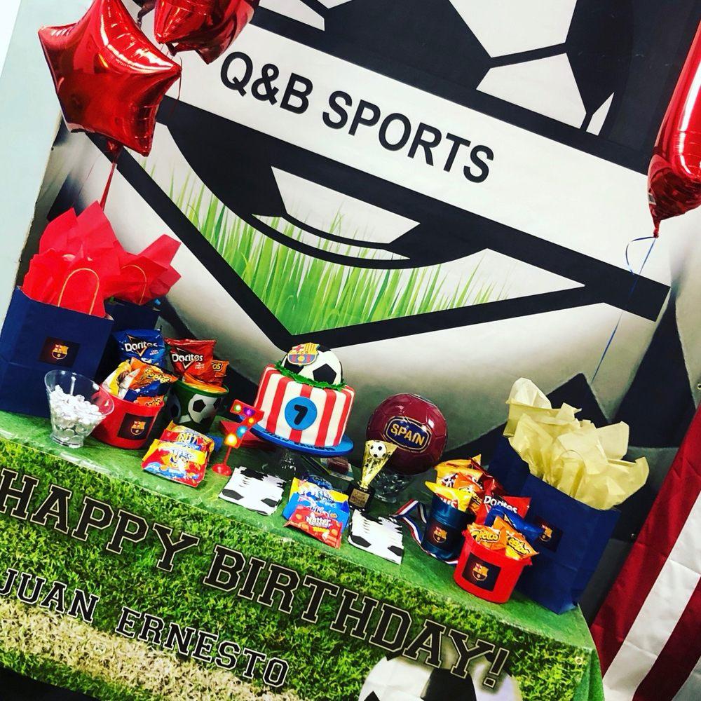 Q & B Sports