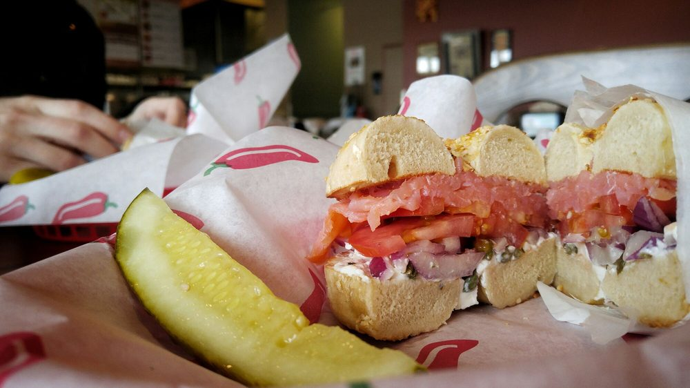 Social Spots from New York Bagels