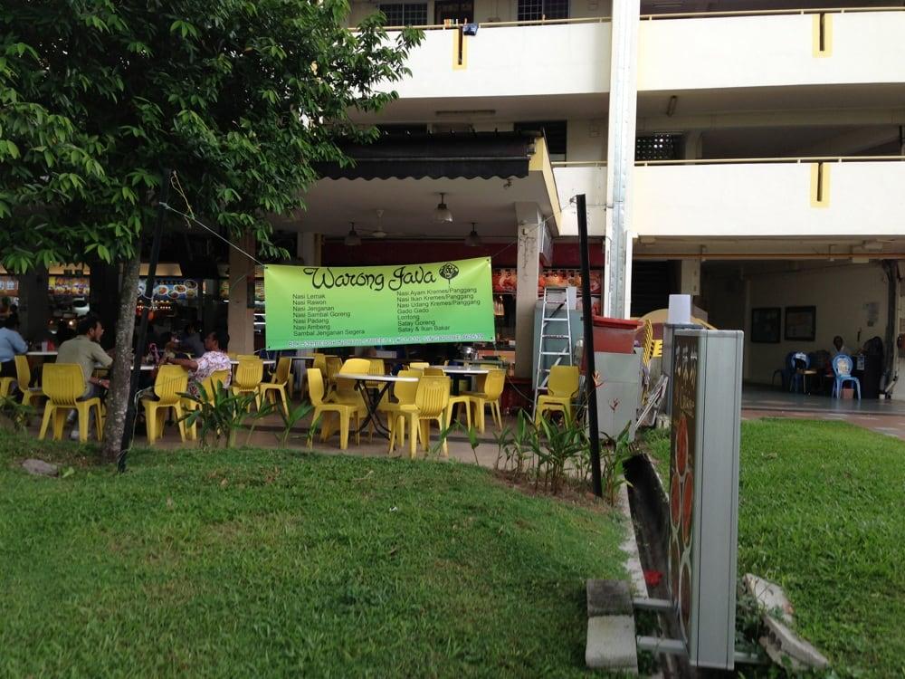 Warong Java Singapore