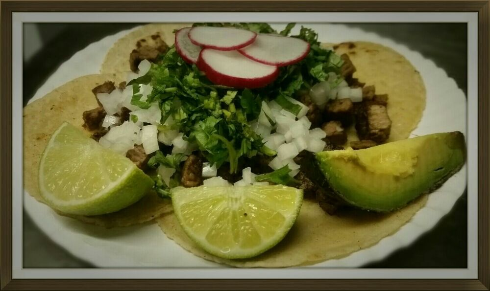 California Style Mexican Food Near Me