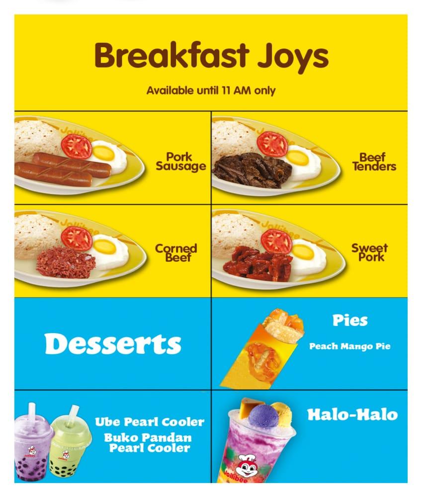 Breakfast Served Until 11am