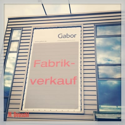 low priced 810f1 597ba Gabor - Outlet Stores - Rosenheimer Str. 105, Raubling ...