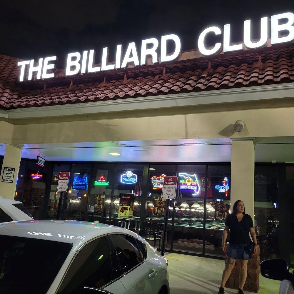 The Billiard Club: 15532 NW 77th Ct, Miami Lakes, FL
