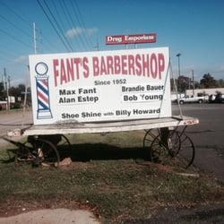 0012b4e7da3f Fant's Barber Shop - Barbers - 5827 E Kings Hwy, Shreveport, LA - Phone  Number - Yelp