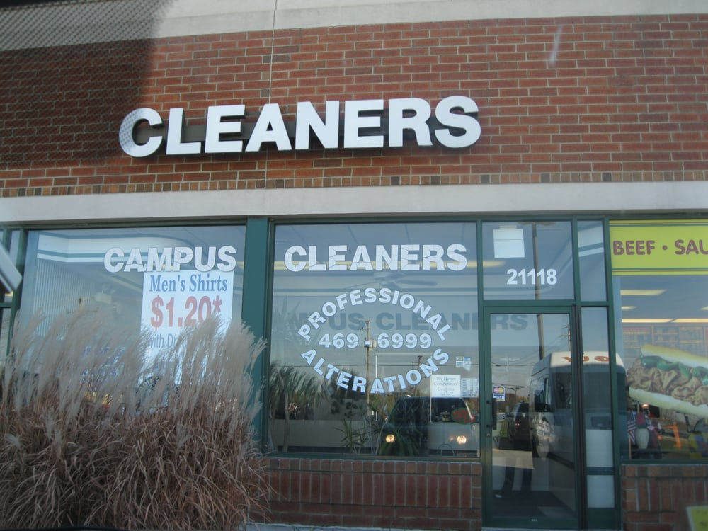 Campus Cleaners: 21118 S LaGrange Rd, Frankfort, IL