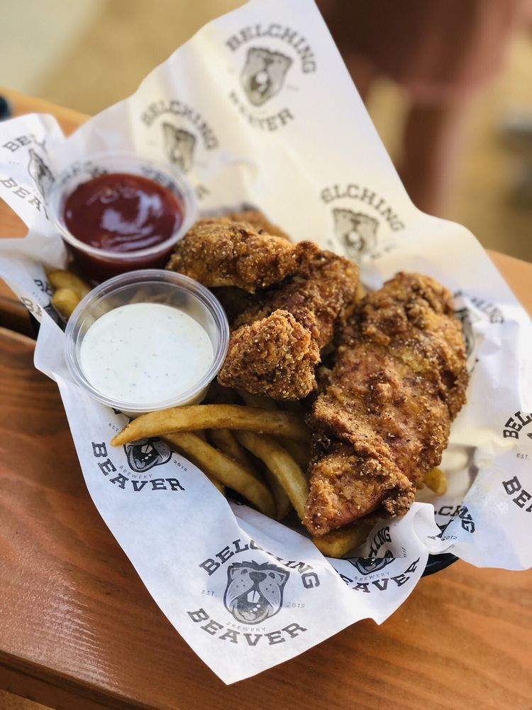 Belching Beaver Brewery Tavern & Grill