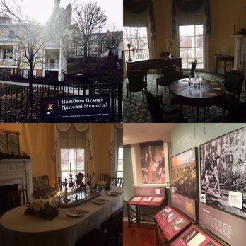 Photo Of Hamilton Grange National Memorial   New York, NY, United States.  Exhibit