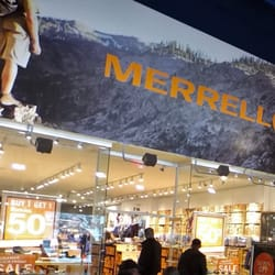Merrell outlet stores new york state