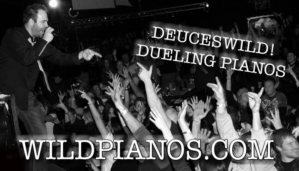 Deuces Wild Dueling Pianos