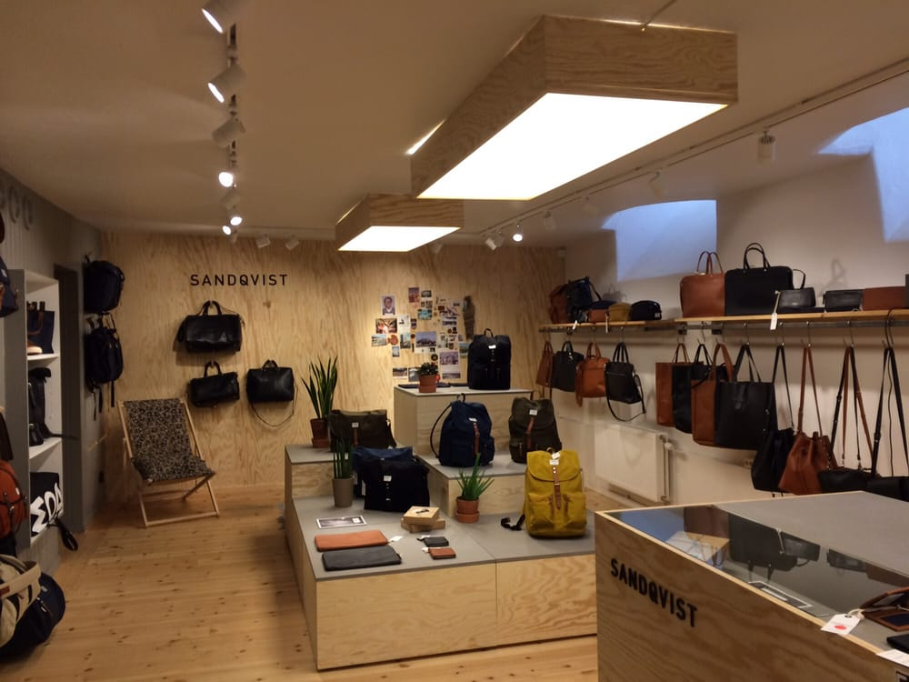 Sandqvist Flagship Store & Studio