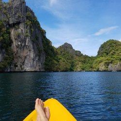 Big Lagoon Beaches Palawan Island El Nido Palawan
