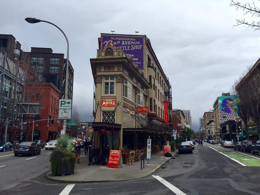 Photo Of Mcmenamins Crystal Hotel Portland Or United States