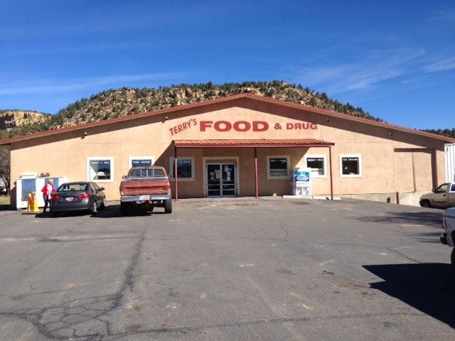 Terry's Food & Drug: 65 E Main St, Orderville, UT