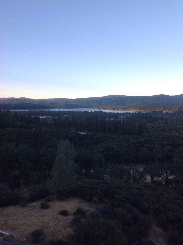 Lake Pillsbury: Lake Pillsbury, Mendocino, CA