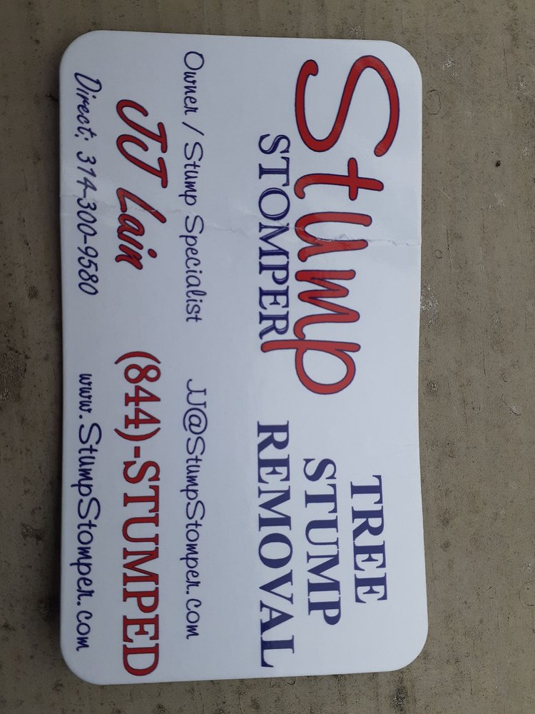 Stump Stomper: 230 Sutters Mill Rd, Saint Peters, MO