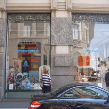Foppapedretti - Home & Garden - Corso Monforte 20, Centro Storico ...
