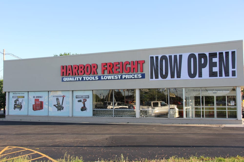 harbor freight store locations in louisiana