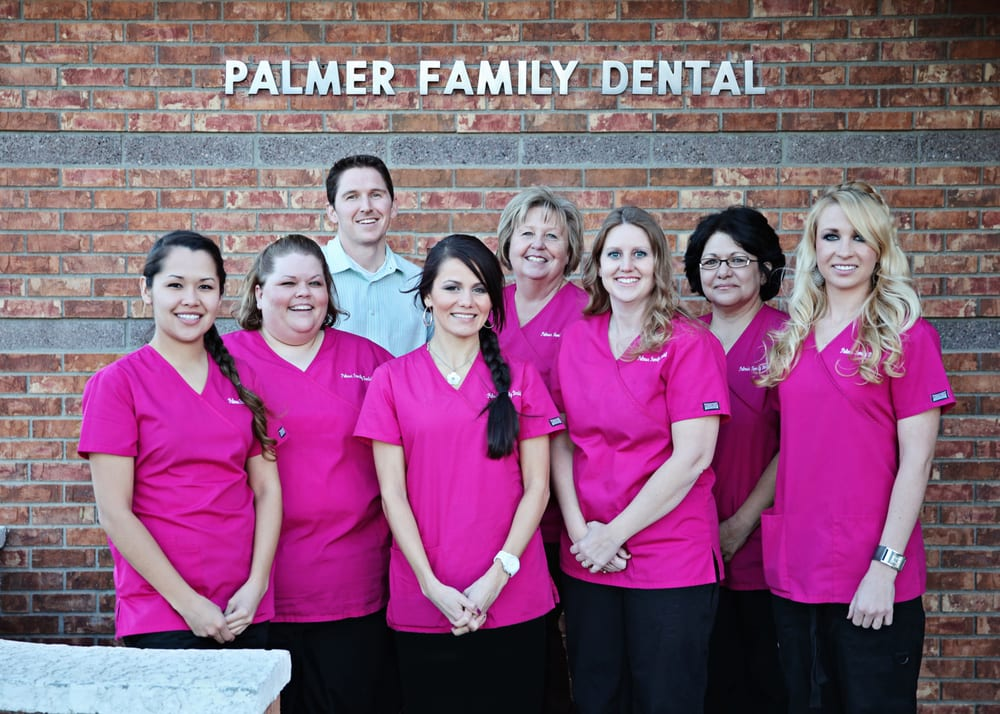 Palmer & Johnson Family Dental: 810 W 8th St, Safford, AZ