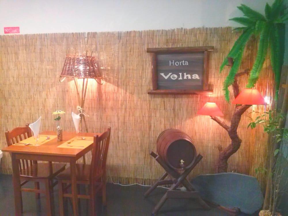 Restaurante Horta Velha