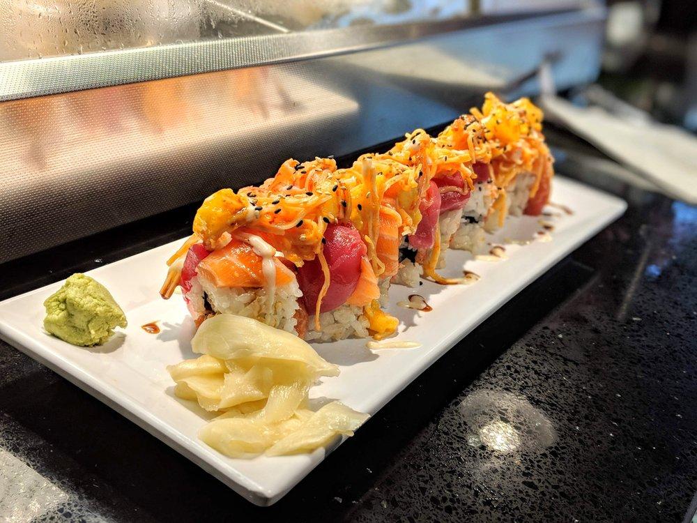 Sushi Spot: 240 Legacy Dr, Plano, TX