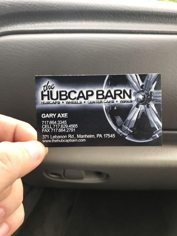 Hub Cap Barn: 371 Lebanon Rd, Manheim, PA