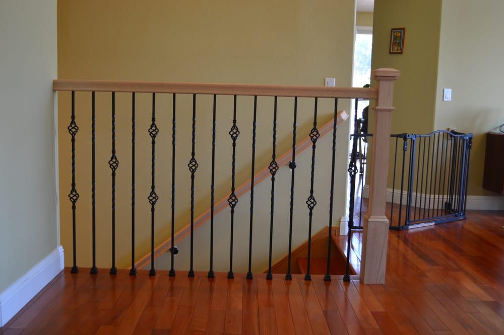 Photo Of Benchmark Stairs And Trim   Pleasanton, CA, United States. Stair  Railing