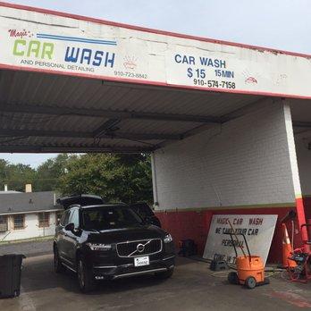 car wash fayetteville nc  Magic Car Wash - 42 Photos