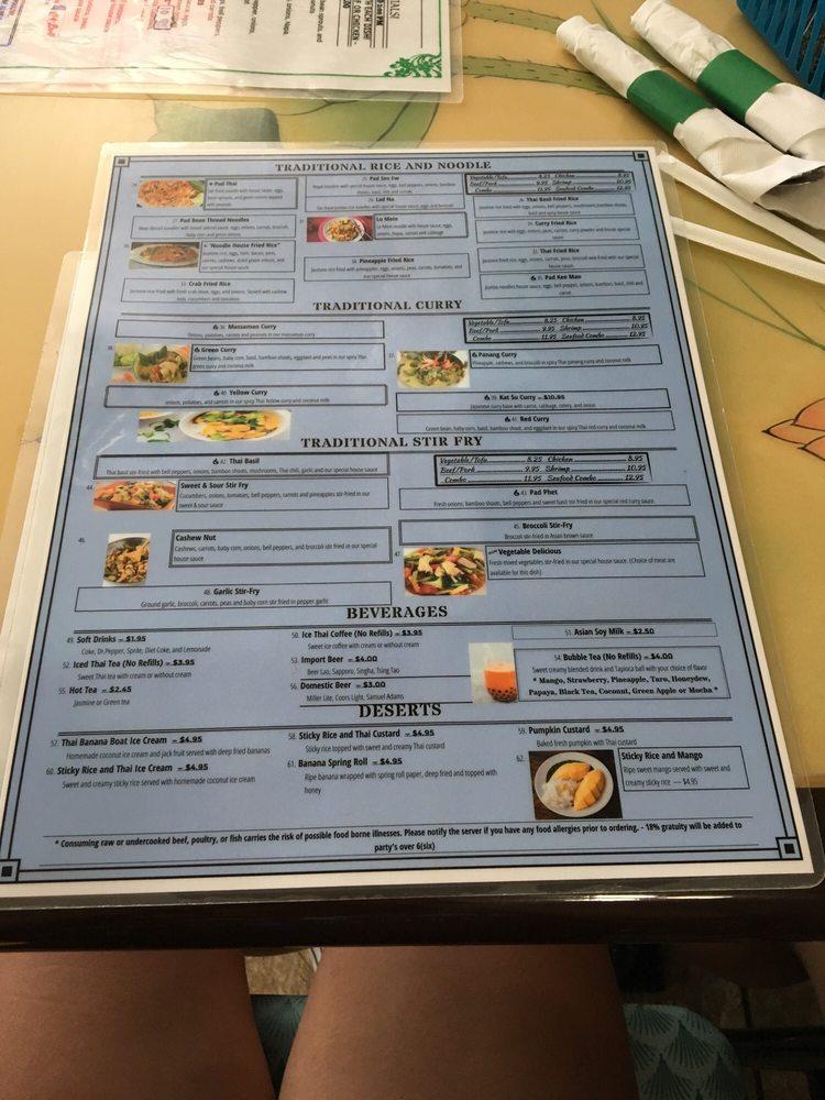 Noodle House Thai Restaurant - 39 Photos & 54 Reviews - Thai