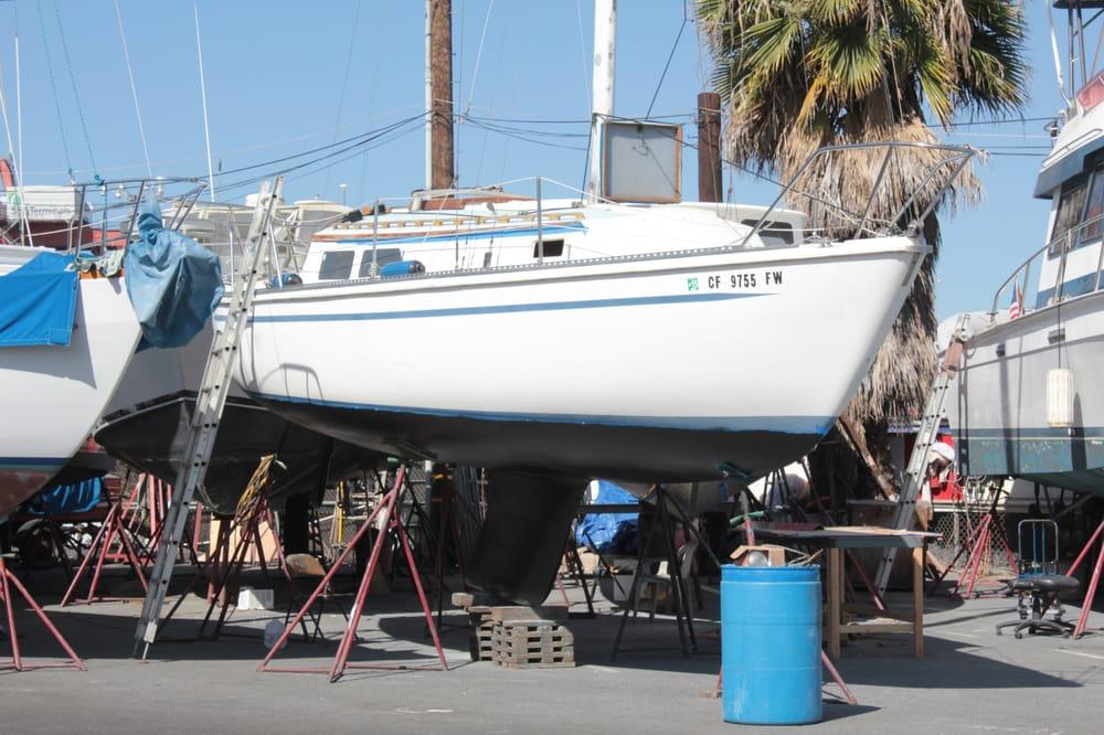 Cabrillo Boat Shop Long Beach Ca
