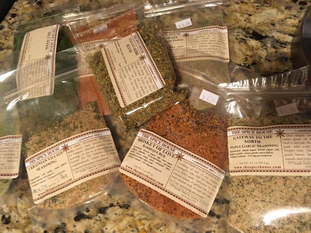 360 Flavor And Spice: 507 S 3rd St, Geneva, IL