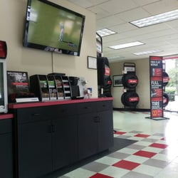 Photo Of Kauffman Tire   Peachtree City, GA, United States. Seating Area.
