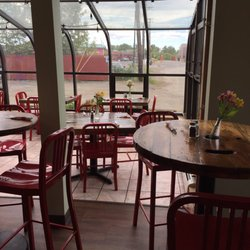 Photo Of Blue Roof Bistro Fairbanks Ak United States Interior