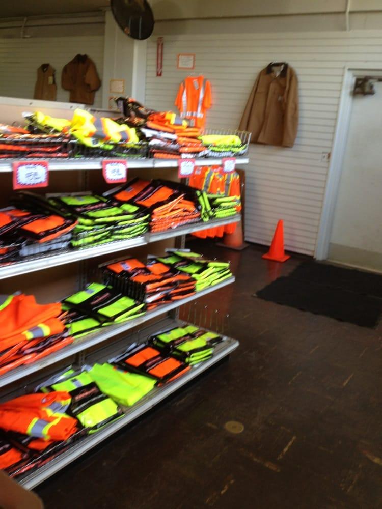 Sanderson Safety Supply Company: 1101 SE 3rd Ave, Portland, OR